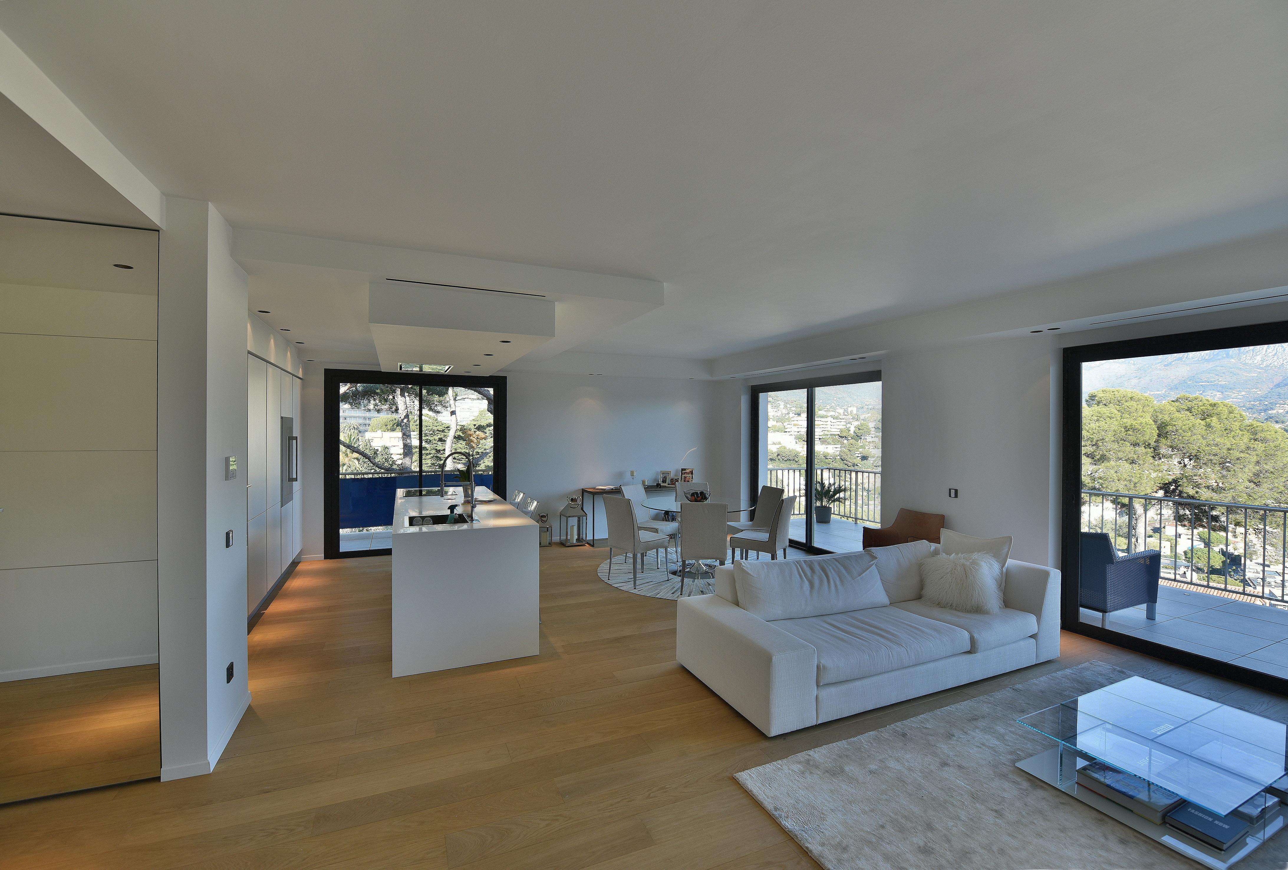 Maison Parquet Ou Carrelage parquet-maison-moderne-plancher-bois - jdo carrelage & bains