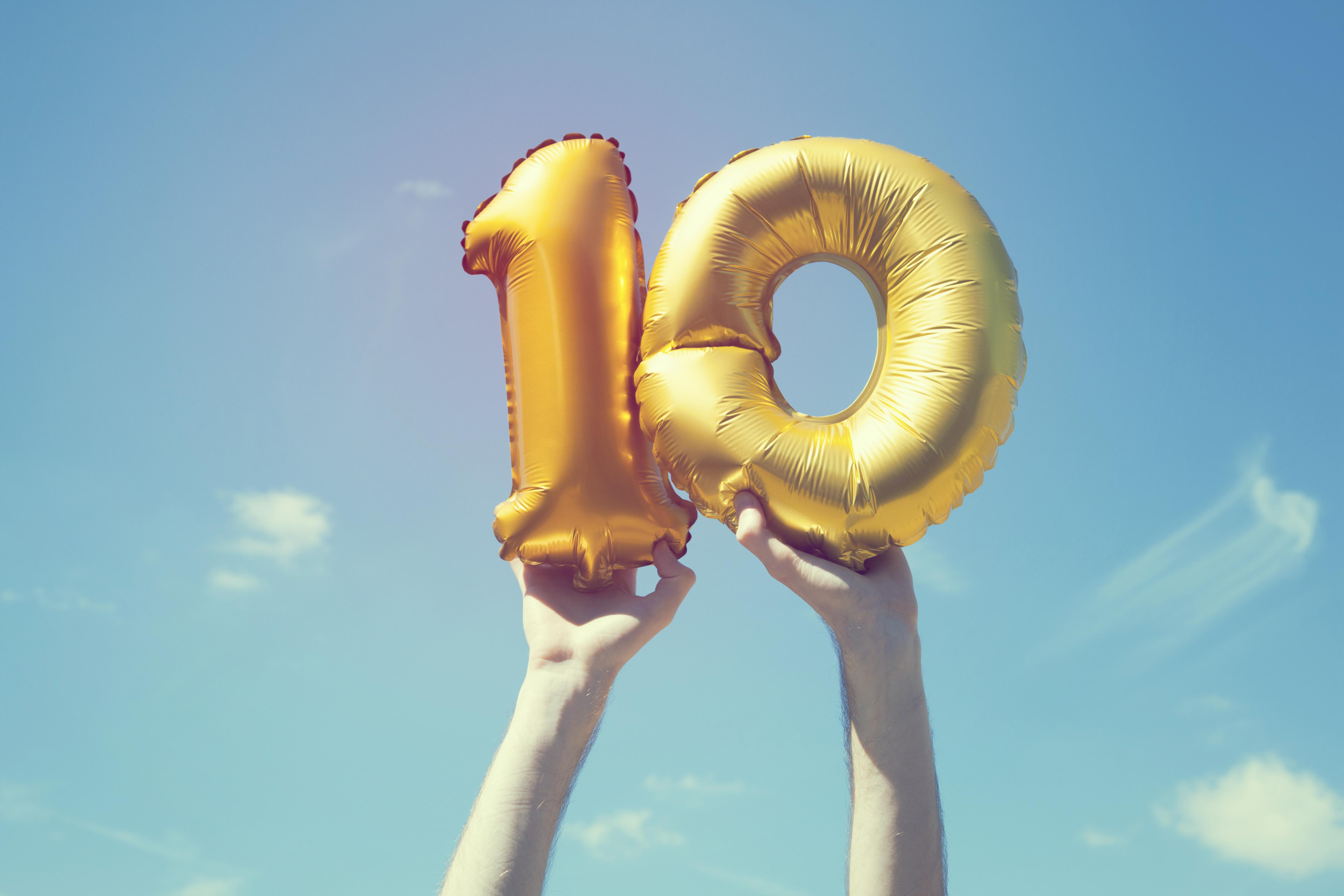 REMISES EXCEPTIONNELLES – JDO fête ses 10 ans