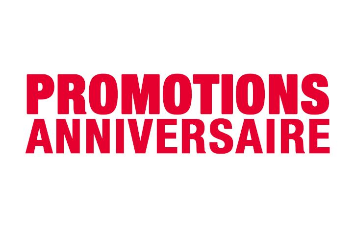 PROMOTIONS ANNIVERSAIRE – JDO 10 ans